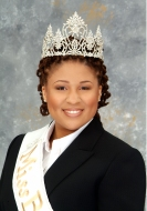 Jessica (Reed) Canty- Miss Bowie State University 2006-2007